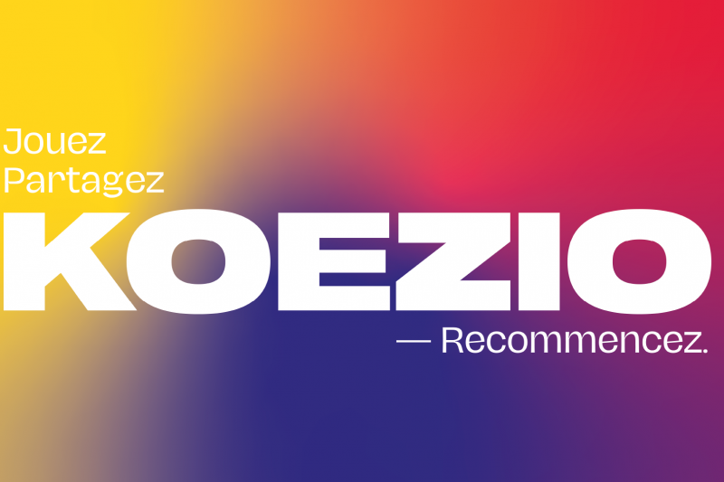 E-Bon d'achat 1 expérience au choix KOEZIO Enfant de moins de 17 ans