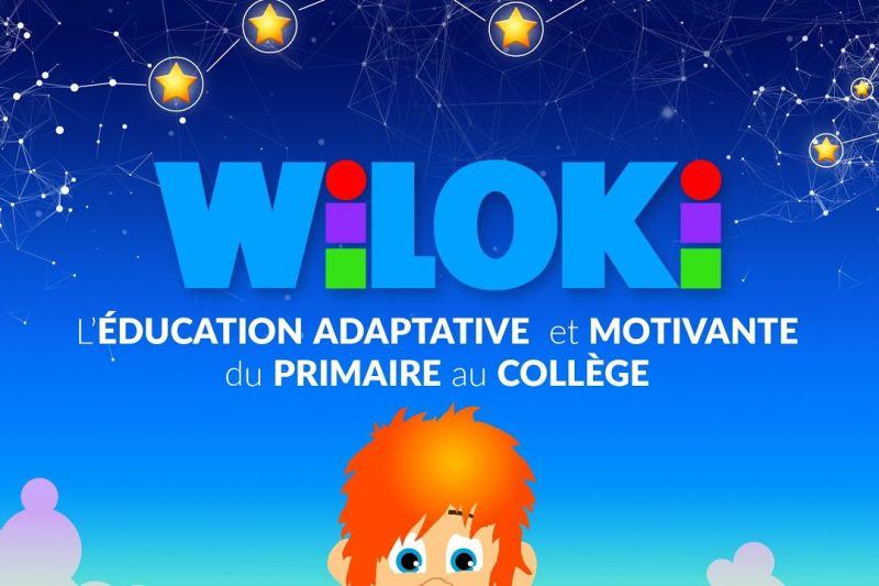 WILOKI - SOUTIEN SCOLAIRE PRIMAIRE ET COLLEGE EN LIGNE  -15%